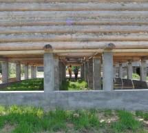 Участок 16 соток в собственности + 28,4 сотки в аренде на 49 лет в Биосферном заповеднике Нелидовского р-на Тверской области.
