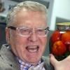 Жириновский о вегетарианстве. Возможно, Жириновский смотрел мои лекции  о Здоровье. Посмотрите его высказывания.