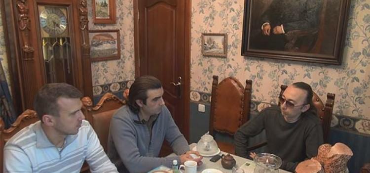 Сок проростков пшеницы — в гостях у Фролова Ю. А. Витграсс №1