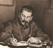 Когда нас в бой пошлёт товарищ Сталин