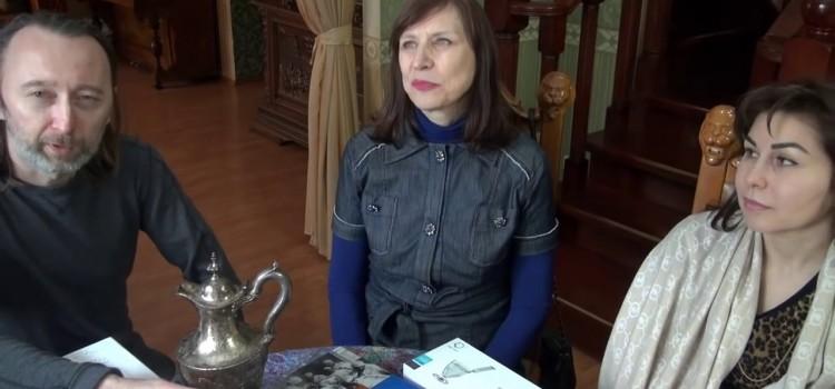 Отзыв врача сыроеда по нашим приборам для воды, Фукусу и беседа о голодании, о здоровье.