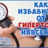 ГИПЕРТОНИЯ. Артериальная Гипертензия — причины, последствия и лечение! Фролов Ю.А.