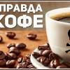 КОФЕ. Знай это о Кофе. Внимание ВСЕМ! Жизненно важная информация! Вред Кофе. Фролов Ю.А.