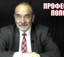 Какой капитализм в России? Профессор Попов