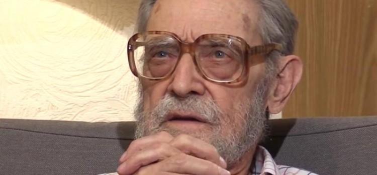 Умер писатель и литературный критик Владимир Бушин