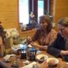 Томатные сыроедные хлебцы, живой Шоколад — продолжение 2-й беседы с семьёй из Белоруссии.