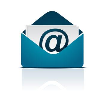 Отправить письмо с анкетой